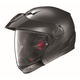 Black/Graphite N40 Full N-Com Helmet