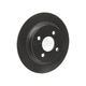 Rear Brake Rotor - 1710-3066