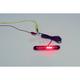 Knight Riderz Sequential Light Bar w/Red Flashing Brake Alert - LB02