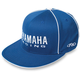 Blue Yamaha Racing Flex-Fit Hat