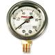 Oil Pressure Gauge w/White Face - 9040