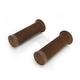 Chocolate 7/8 in. Kung Fu Grips - GR-KFU-78-CO