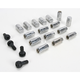 Chrome Lug Nuts for 387X Wheels - 0232-0209