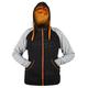 Women's Gray/Orange/Black American Beauty Armored Hoody