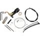 Goldfinger Left Hand ATV Hand Throttle Kit - 007-1021A