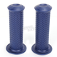 Mignight Blue 7/8 in. Fish Scale Grips - 002637