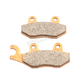 Double-H Sintered Metal Brake Pads - FA228HH