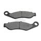 Organic/Kevlar Brake Pads - FA638