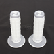White/Gray Radial Soft/Hard Compound Grips - RD-101