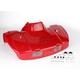Standard Red Front Fender - 11890
