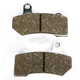 Limited Edition Chromed Semi-Sintered VLD Brake Pads - FA409VLD