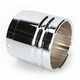 4 in. Tri-Groove Straight Exhaust Tip - 4002