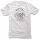 White Fullface T-Shirt