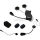 20S Bluetooth 4.1 Communicator System Universal Helmet Clamp Kit - 20S-A0202