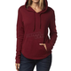 Women's Pomegranate Colder Hoody