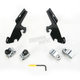 Night Shades Black No-Tool Trigger-Lock Hardware Kits for Fats/Slim - MEB8973