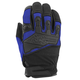 Blue/Black Hammer Down Mesh Gloves