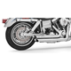 Amendment Slash-Cut Exhaust System - HD00020