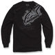 Black Primer Long Sleeve Shirt