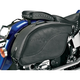 Plain Futura 2000 Detachable Slant Saddlebags - 8810P