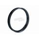 Black 18 x 2.5 Rear Aluminum Rim - 0210-0316