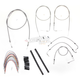 Braided Stainless Steel Cable/Line Kit - B30-1086