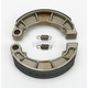 Sintered Metal Brake Shoes - 1723-0155