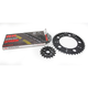 Natural Suzuki 525GXW Chain and Sprocket Kit  - 3108-020E