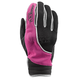 Women's Pink/Black Comin in Hot Mesh Gloves