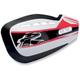 Red Moto Handguard Sticker Kit - HG-100-GK-RD