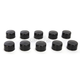 Black 3/8 in. Hex Bolt/Nut Covers - 2402-0160