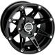 Gloss Black Type 387 X Wheel - 0230-0627