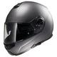 Gunmetal Strobe FF325 Modular Helmet with Sunshield
