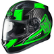 Neon Green/Black CL-17 MC-4 Striker Helmet