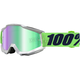 Nova Accuri Goggles w/Mirror Green Lens - 50210-175-02