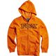 Youth Orange Legacy Zip Hoody
