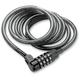 5 ft. x 8mm Kryptoflex Combination Cable Lock - 720018-994558