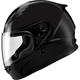 Flat Black FF49 Street Helmet