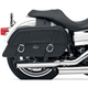 Throw-Over Drifter Slant Saddlebags - 3501-0319