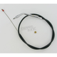 Black Vinyl Idle Cables - 101-30-40023