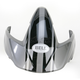 Titanium/Black Visor Kit for Mag 9 Helmets - 2035465