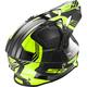 Black/Hi-Vis Yellow Pioneer Trigger Helmet