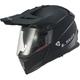 Matte Black Pioneer Helmet