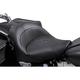 Black Leather BigIST Solo Seat - FA-DGE-0272