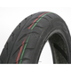 Front HF918 100/90H-18 Blackwall Tire - 25-91818-100