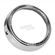 Chrome LED Halo Headlight Trim Ring - 6917