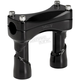 Black 4 in. Murdock Risers - MR-004-HD-BK