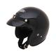 Youth Black GM2 Open Face Helmet