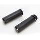 Gloss Black Comfort Grips - LA-7499-01B