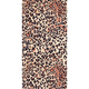 Brown Leopard Tube Multi-Wear Headwear - TUBE-18